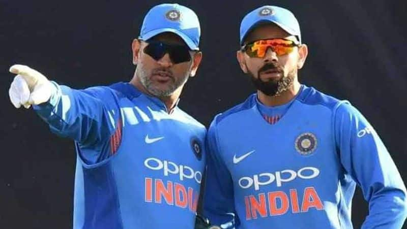 chahal guides captain kohli and helps him to take correct decision in drs issue