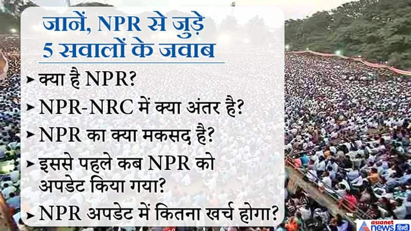 While protests continue over CAA, NRC; Modi cabinet approves more funds for all-important NPR