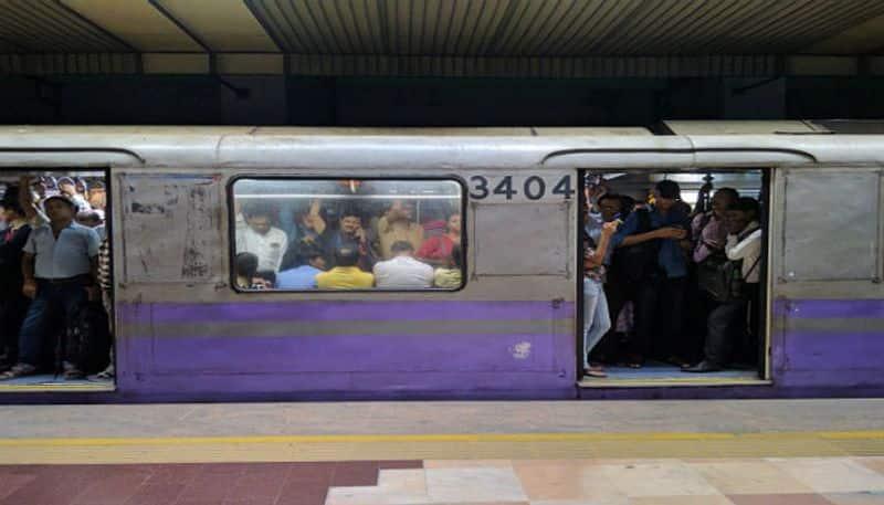 Disturbance at Girish Park station affects Metro service on Christmas eve