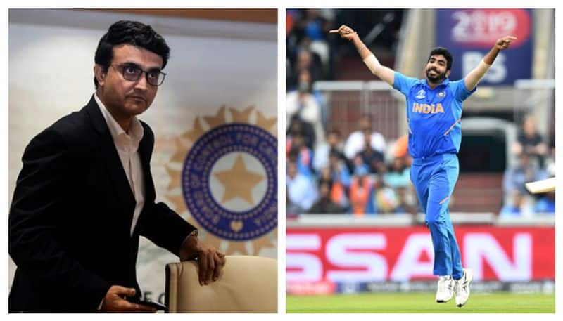 Sourav Ganguly interferes to stop Jasprit Bumrah from playing Ranji Trophy match