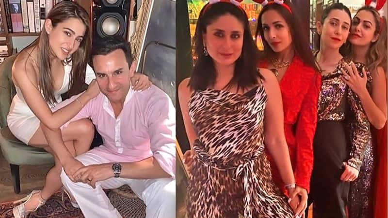 Here are full details of Kareena Kapoors Christmas party 2019