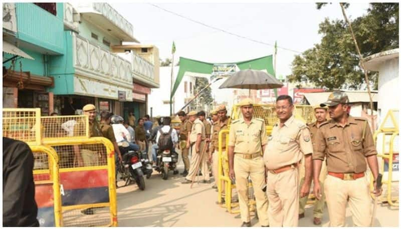 Ayodhya city of Ram on the target of terrorists