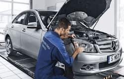 mercedes benz car service