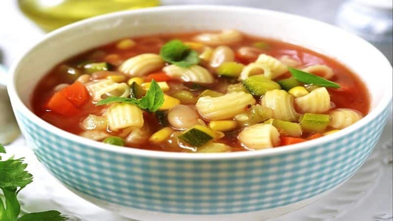 To stay healthy in this winter, keep this healthy veggie soup in dinner