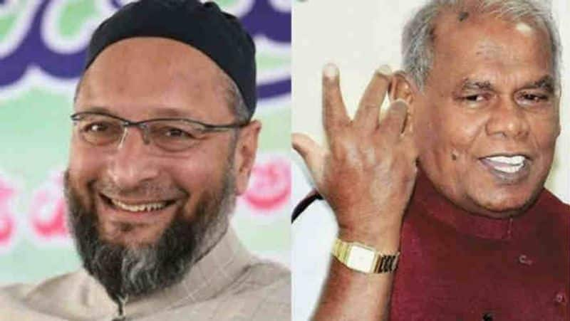 Learn how Owaisi and Manjhi increased difficulties for RJD in Bihar