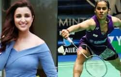Saina: The film is based on Saina Nehwal and Parineeti Chopra will be playing the role of the badminton player. Manav Kaul has joined the cast as Nehwal's coach Pullela Gopichand. Produced by Bhushan Kumar and Krishan Kumar under the banner of T-Series, this film is directed by Amole Gupte.