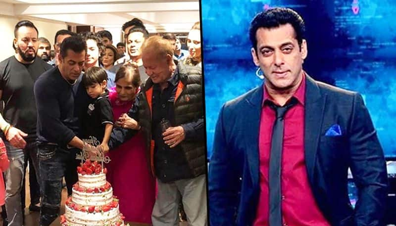 Salman Khan turns 54: Superstar cut his cake with family and friends (Video)