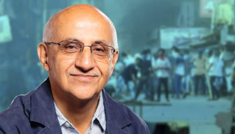 Its imperative human rights activist Harsh Mander soothe fraying tempers not instigate riots