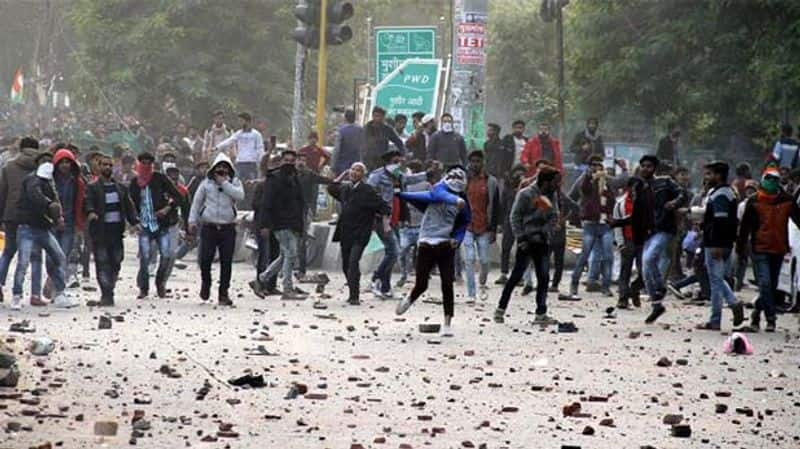 Foreign hands behind CAA protest says UP police