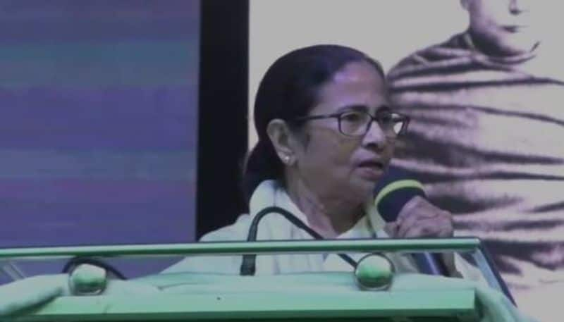 Won't let detention camp in Bengal, Says Mamata Banerjee