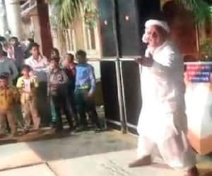 Fact  check of dancing video of Saryu Rai after defeating Raghubar Das