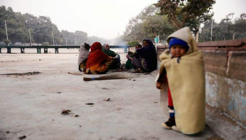 Delhi Shivers on the way to coldest December since 1901