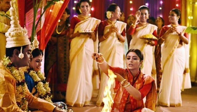 Tollywood actress Ritabhari Chakraborty will be playing as woman priest in her new movie