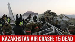 After A Few Minutes Of Taking-Off, Plane Crashes In Kazakhstan, 15 Dead