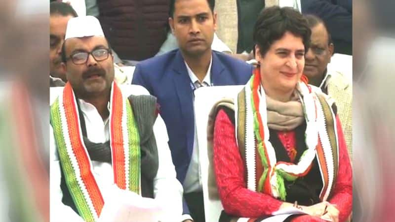 Priyanka had made a false accusation on the UP police, now just retracted the statement