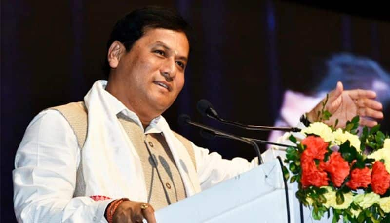 Assam CM Sarbananda Sonowal launches Khelo India Youth Games 2020 torch relay