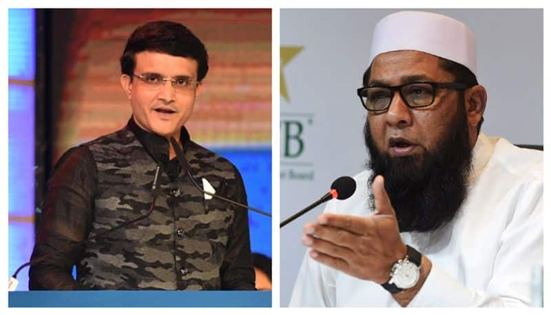 Inzamam ul Haq claims that he used to eat food sent by Sourav Ganguly