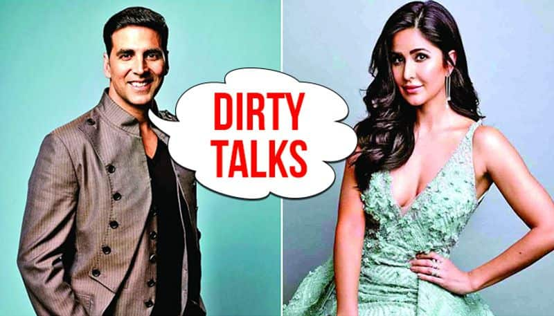 Is Katrina Kaif upset with Akshay Kumar's 'dirty talk' dialogue in Good Newwz?