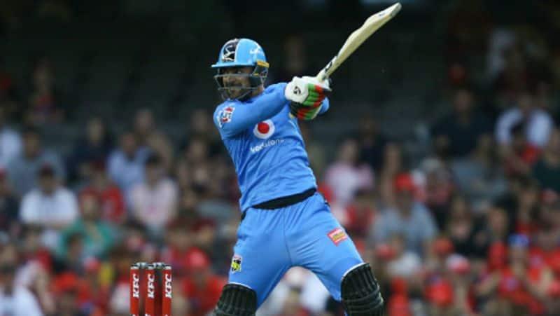 rashid khan used different design of bat leaves shocking cricket australia and fans