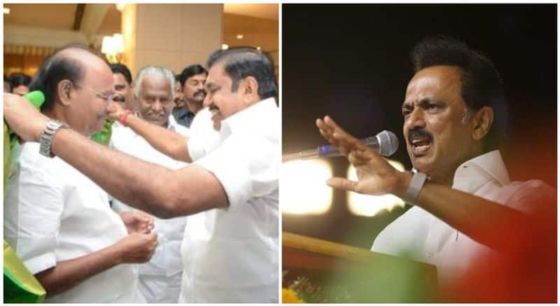 Ramadoss Allience With DMK