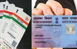pan card link with aadar time extended 8th time