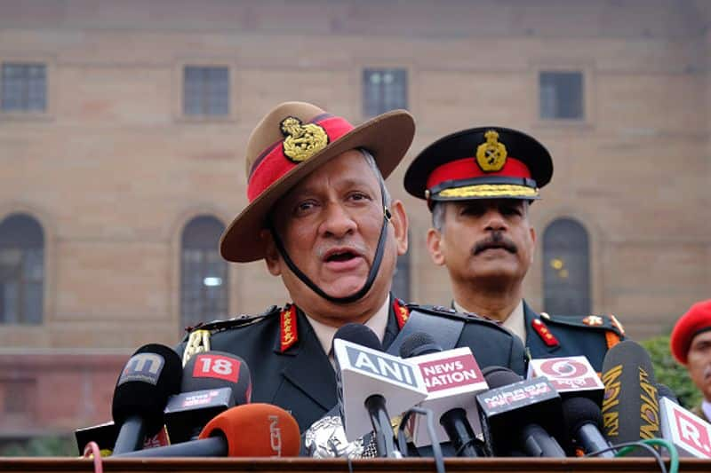 Here is what CDS General Bipin Rawat's new uniform will look like