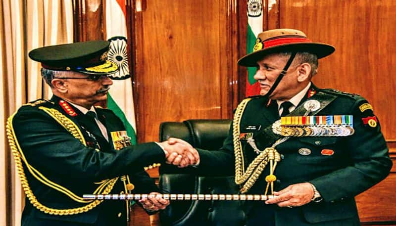 General Mukund Naravane takes charge as Indias 28th Army chief