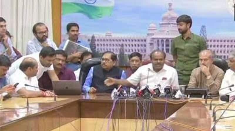 Year ender 2019 roller coaster for Karnataka politics