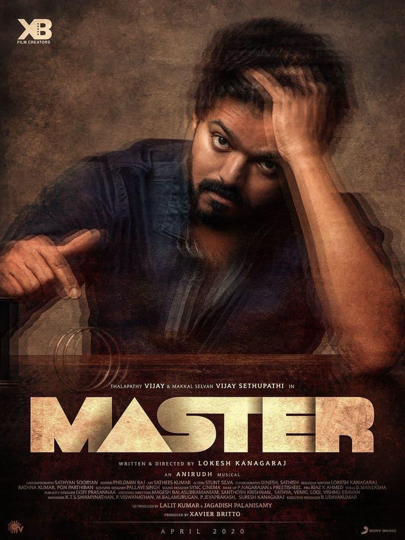 Vijaysethupathi Master Movie Villain Getup Full Look going Viral