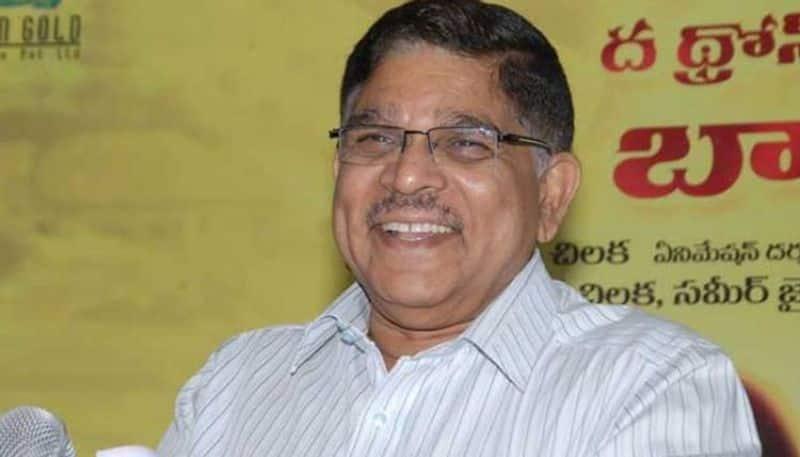 allu aravind positive comments on palasa 1978 film