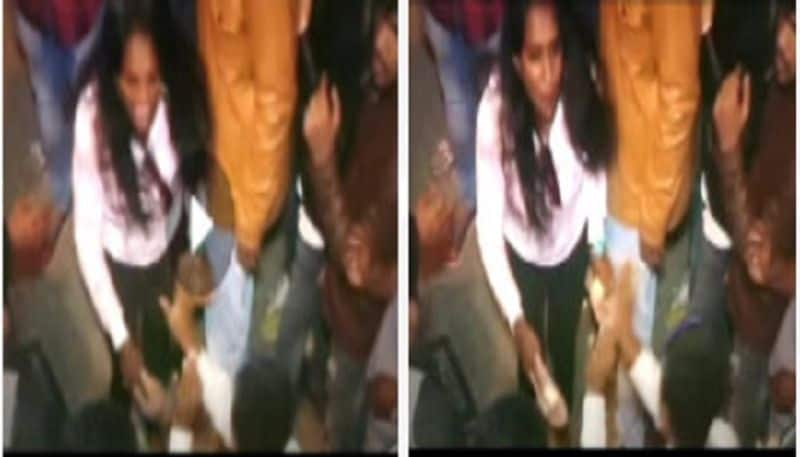 New year 2020 celebration in MG Road eve teasers arrested