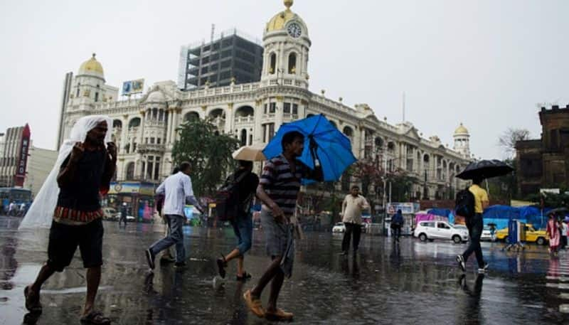 Kolkata may get rainy weather in evening says weather office