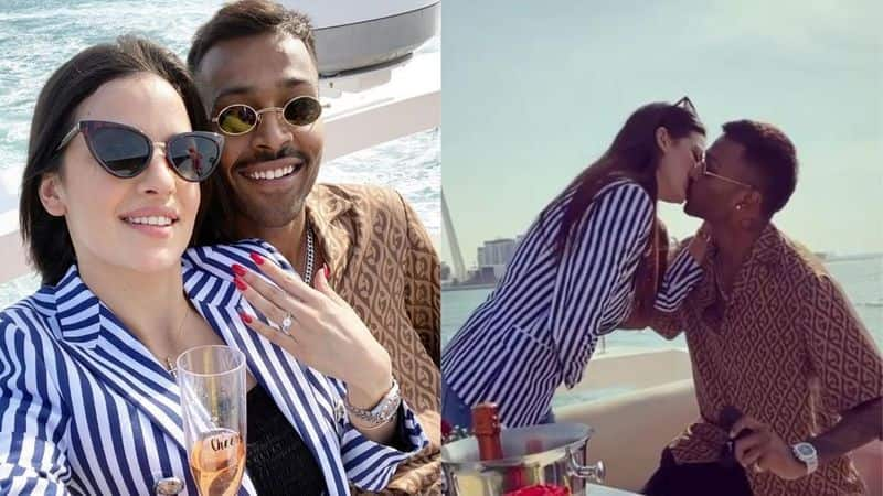 Hardik Pandya and Natasa Stankovic get trolled with racist memes on Twitter after announcing engagement
