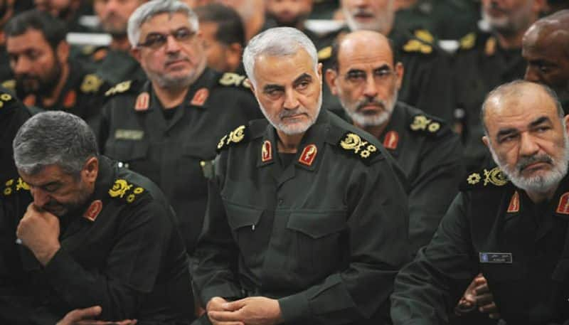 Top Iranian Commander Killed in US Airstrike