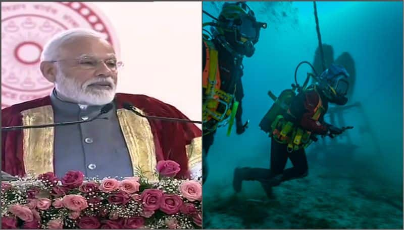 Mirror space success in new frontier of deep sea, PM Narendra Modi urges at Indian Science Congress
