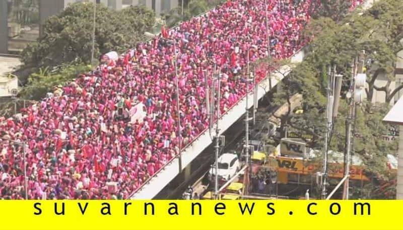 Asha workers protest to Kannada actor yash top 10 news of January 3