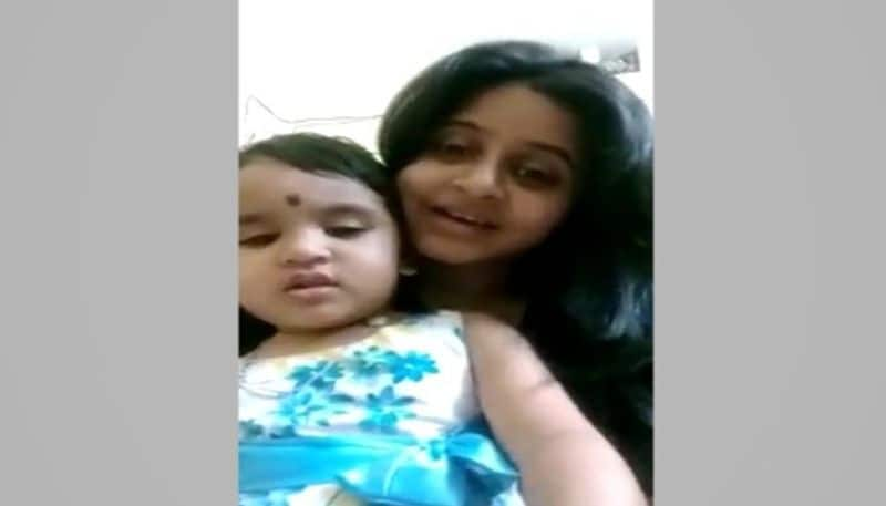 Another viral video of little Pragya Medha has surfaced on internet