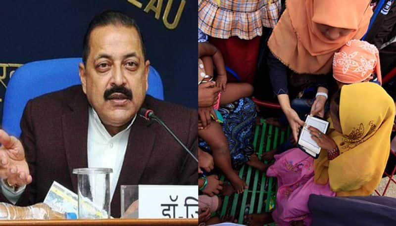 Next move on deportation of Rohingya refugees says Union minister Jitendra Singh