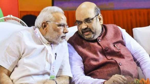 Amid Cabinet reshuffle buzz PM Modi holds meeting with Amit Shah and Nadda ksp