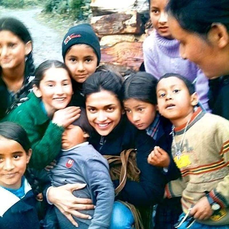 Deepika Padukone has adopted a village in Ambegaon (Maharashtra), to provide basic amenities like drinking water and electricity to the residents.