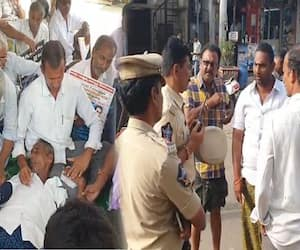 Amaravathi Farmers Oppose 3-Capital Cities Model