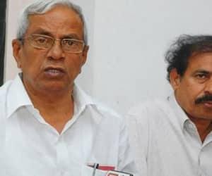 CPI(M) Andhra Pradesh state secretary madhu sensational comments on land pooling scheme