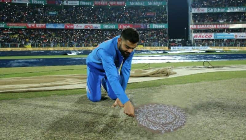 India vs srilanka first T 20 match cancelled due to rain