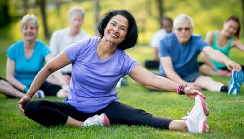 how to keep yourself fit as you get older