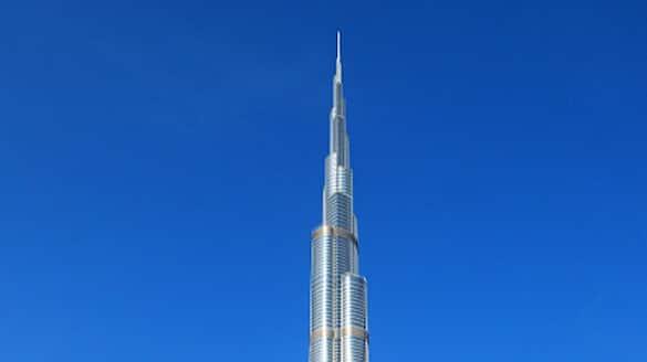 Bathukamma exhibition on Burj Khalifa in Dubai today