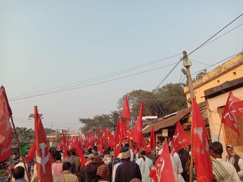Now TMC depends on CPM to challange BJP in Keshpur