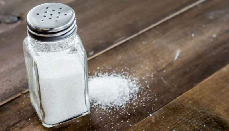 Eating raw salt is harmful to the body