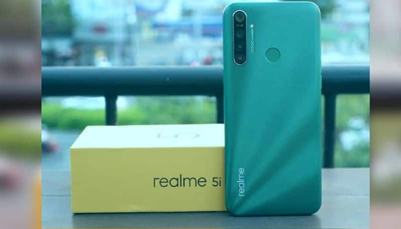 Know about Realme 5i smartphone specification