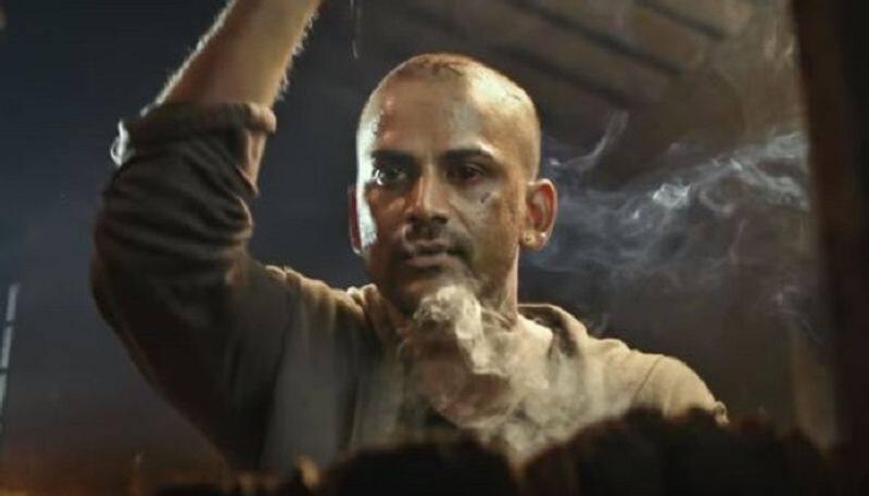 Duniya suri-popcorn-monkey-tiger-teaser-dhananjay different look