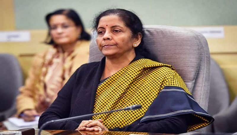 Sitharaman likely to be shunted out after budget, BRICS Bank chairman K V Kamath may be new Finance Minister